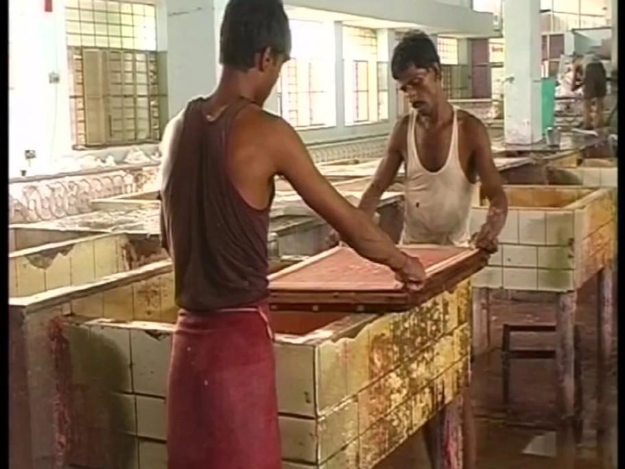 Jaipur Hand Made Paper Workshop Tour