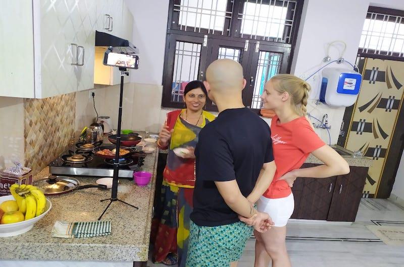 Make Masala Dosa & Chai with